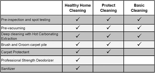 Protect Amp Sanitize Chem Dry Of Vancouver